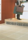 Плитка для пола «terra (marron,rojo,blanco)»